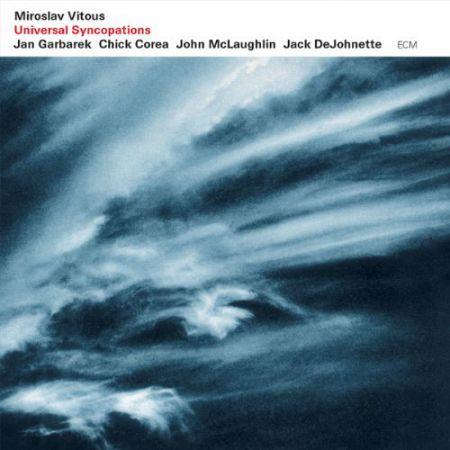 Miroslav Vitouš: Universal Syncopations - CD