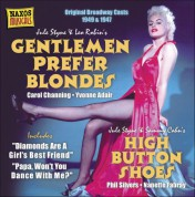 Styne: Gentleman Prefer Blondes (1949) / High Button Shoes (1947) (Original Broadway Cast) - CD