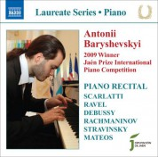 Antonii Baryshevskyi Piano Recital - CD