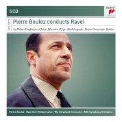 Pierre Boulez: Boulez conducts Ravel - CD