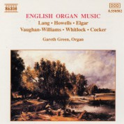 English Organ Music, Vol.  1 - CD