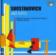 National Symphony Orchestra of Ukraine, Theodore Kuchar: Shostakovitch: Jazz Suites - CD