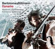 Matthias Bartolomey, Klemens Bittmann: Dynamo - CD