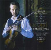 Giuliano Carmignola, Venice Baroque Orchestra, Andrea Marcon: Vivaldi: The Four Sesaon: Three Concertos - CD