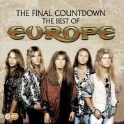 Europe: Final Countdown: The Best of Europe - CD