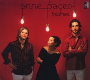 Anne Paceo: Triphase - CD