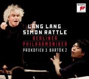 Lang Lang, Simon Rattle, Berliner Philharmoniker: Bartok: Piano Concerto No. 2, Prokofiev: Piano Concerto No. 3 - CD