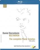 Beethoven: Piano Sonatas (Complete) - BluRay