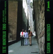 Tete Montoliu: Catalonian Nights Vol.1 - Plak
