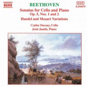 Beethoven: Cello Sonatas Nos. 1 and 2 - CD
