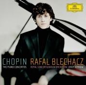 Jerzy Semkow, Rafał Blechacz, Royal Concertgebouw Orchestra: Chopin: Piano Concertos - CD