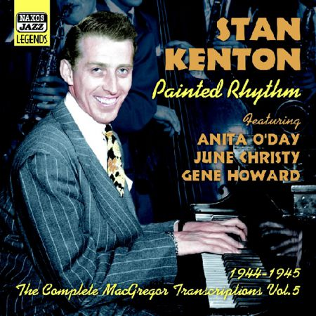 Kenton, Stan: Macgregor Transcriptions, Vol. 5 (1944-1945) - CD