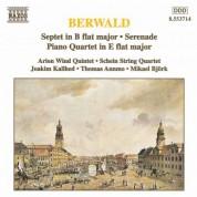 Berwald: Septet / Serenade / Piano Quartet - CD