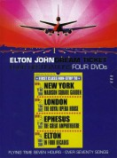 Elton John: Dream Ticket - Four Destinations (New York, London, Ephesus, Elton in Four Decades) - DVD