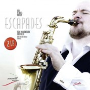 Jan Schulte-Bunert, Neue Philharmonie Westfalen, Heiko Mathias Förster: Williams / Nyman / Eshpai / Mintzer: Escapades (Deluxe Edition) - Plak