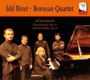 İdil Biret, Borusan Quartet: İdil Biret Chamber Music Edition, Vol. 1 - CD