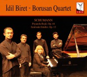 İdil Biret, Borusan Quartet: İdil Biret Chamber Music Edition, Vol. 1 - CD