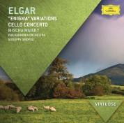 Giuseppe Sinopoli, Mischa Maisky, Philharmonia Orchestra: Elgar: Enigma Variations - CD