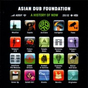 Asian Dub Foundation: A History Of Now - CD