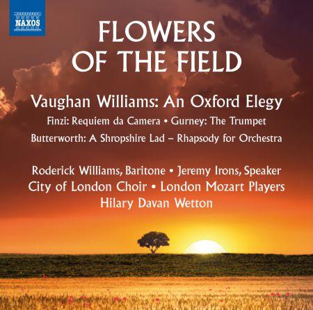 City of London Choir, London Mozart Players, Hilary Davan Wetton: Flowers of the Field - CD