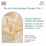 Susanne Rydén: Baroque Trumpet (The Art Of The), Vol.  3 - CD
