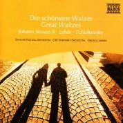 Çeşitli Sanatçılar: Strauss Ii / Lehar / Tchaikovsky: Great Waltzes - CD