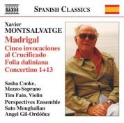 Xavier Montsalvatge: Montsalvatge: Madrigal - CD