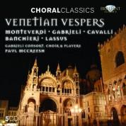 Gabrieli Consort, Paul McCreesh: Venetian Vespers - CD