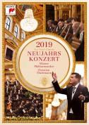 Wiener Philharmoniker, Christian Thielemann: New Year's Concert 2019 - DVD