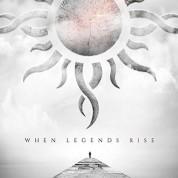 Godsmack: When Legends Rise - Plak