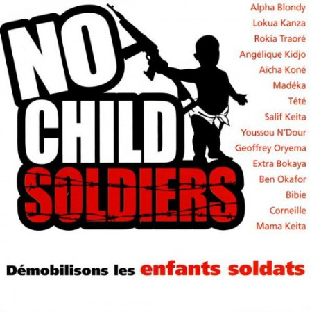 United Artists: No Child Soldiers - CD