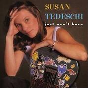 Susan Tedeschi: Just Won't Burn - Plak