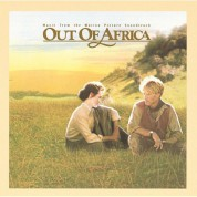 Çeşitli Sanatçılar: Out Of Africa (Soundtrack) - CD