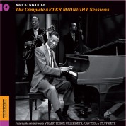 """Nat """"King"""" Cole: The Complete After Midnight Sessions + 4 Bonus Tracks - CD"""