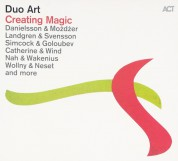 Çeşitli Sanatçılar: Duo Art Creating Magic - CD