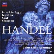 John Eliot Gardiner, The Monteverdi Choir, English Baroque Soloists: Handel: Oratorios - CD