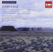 Çeşitli Sanatçılar: John Cage: Concerto for piano and orchestra; Credo in Us; Imaginary Landscape No. 1; Rozart Mix - CD