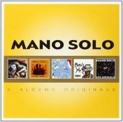MANO SOLO: Original Album Series Box set - CD