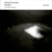 Alfred Zimmerlin: Euridice - CD