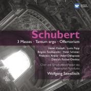 Schubert: 3 Masses, Tantum ergo, Offertorium - CD