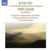 Christian Benda, Prague Sinfonia, Torino Philharmonic Orchestra: Knecht: Le Portrait musical de la nature - Philidor: Overtures - CD