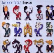 Johnny Clegg: Human - CD