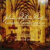 Holland Boys Choir, Netherlands Bach Collegium, Pieter Jan Leusink: J.S. Bach: Complete Sacred Cantatas - Sämtliche geistliche Kantaten - CD