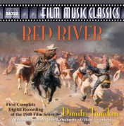 Tiomkin: Red River - CD