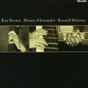 Ray Brown, Monty Alexander, Russell Malone: Ray Brown / Monty Alexander / Russell Malone - CD