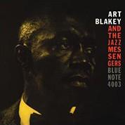 Art Blakey, The Jazz Messengers: Moanin' (45rpm-Version) - Plak