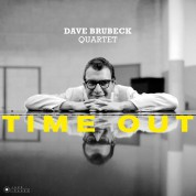 Dave Brubeck: Time Out (Photographs By William Claxton in Deluxe Gatefold Edition) - Plak