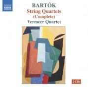 Vermeer Quartet: Bartok: String Quartets (Complete) - CD