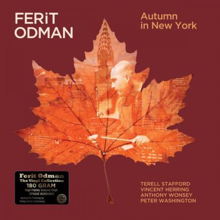 Ferit Odman: Autumn in New York (Red Vinyl) - Plak