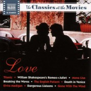 Classics at the Movies: Love - CD